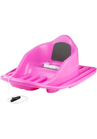 STIGA Schlitten »Snow Cruiser Pink«, BxL: 53x67 cm kaufen