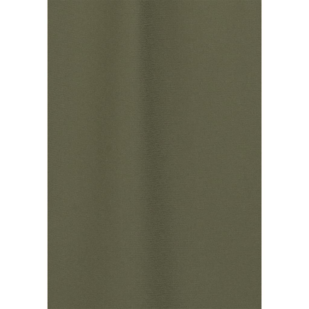 seidensticker Wickelbluse »Schwarze Rose«, Langarm V-Neck Uni