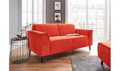 DOMO collection 2-Sitzer, inklusive komfortablem Federkern kaufen