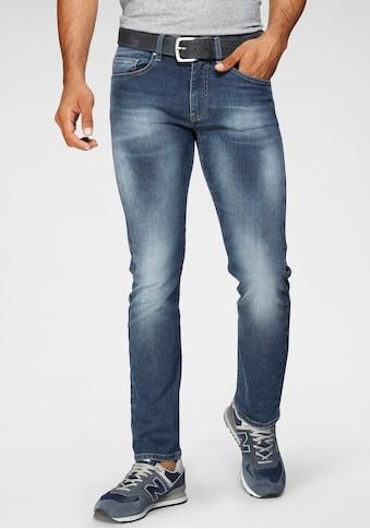 TOM TAILOR Polo Team Stretch-Jeans »OWEN« kaufen