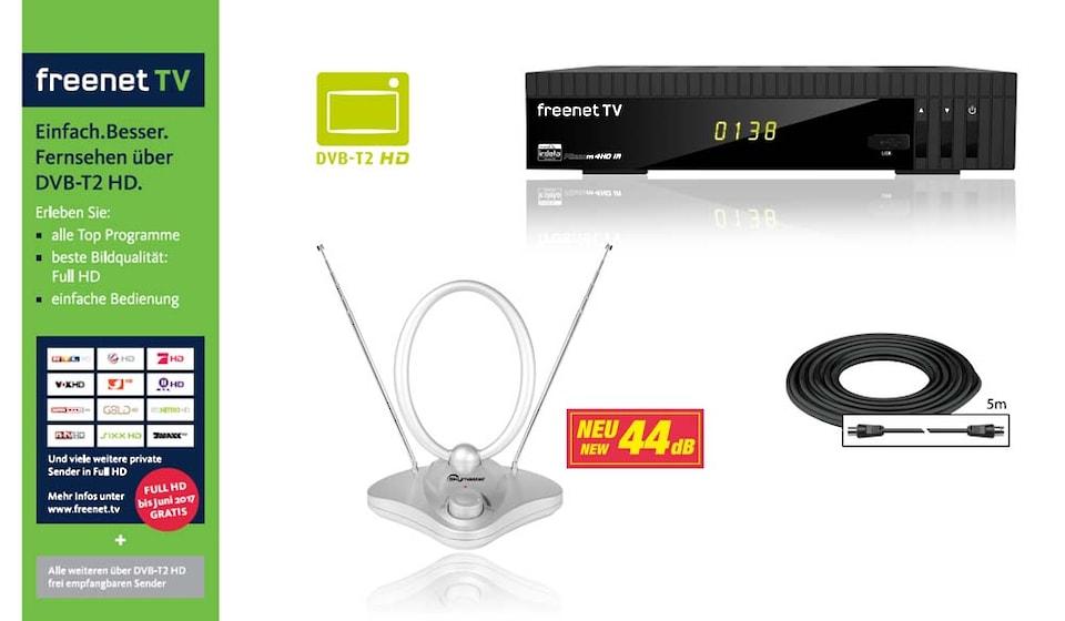 microelectronic m4hd ir dvb t2 inkl freenet tv und. Black Bedroom Furniture Sets. Home Design Ideas