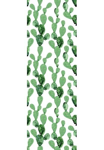 QUEENCE Vinyltapete »Ghierh«, 90 x 250 cm, selbstklebend kaufen