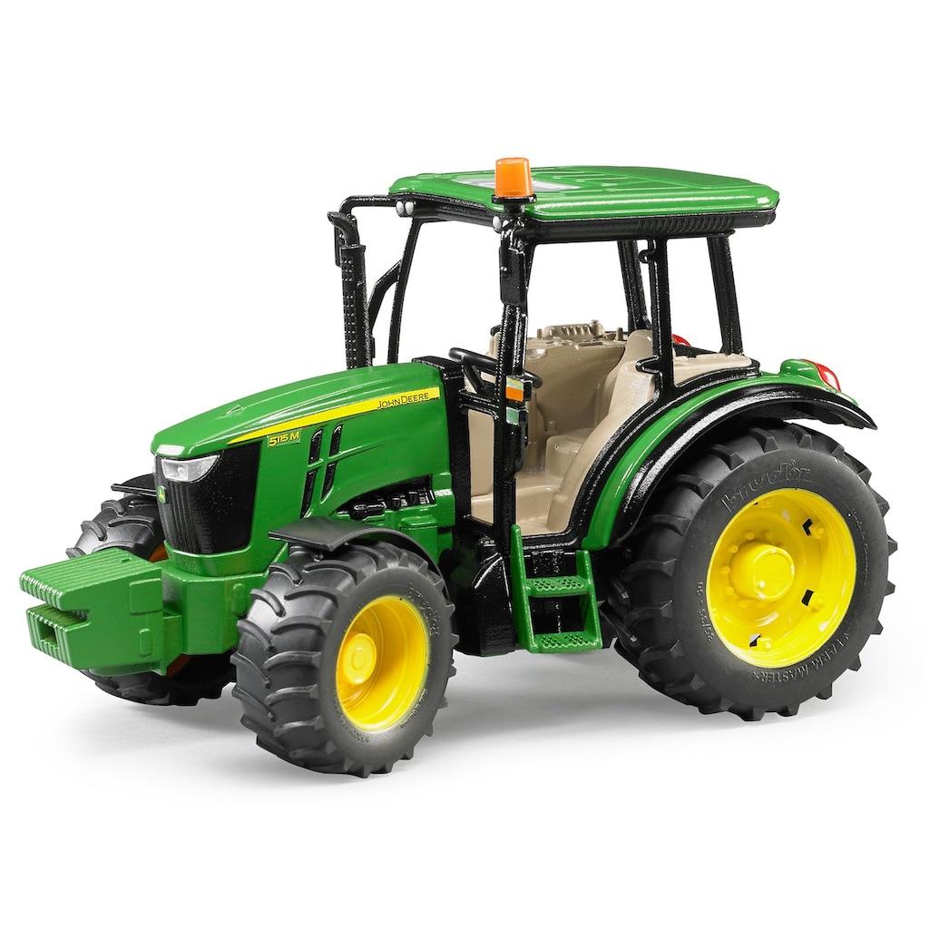 Bruder® Spielzeug-Traktor »John Deere 5115M«, Made in Germany