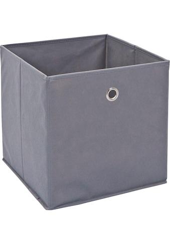 INOSIGN Faltbox »Winny Dunkelgrau«, 3er Set kaufen