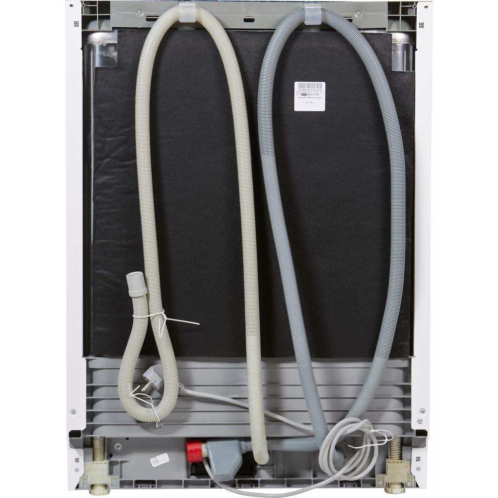 BEKO teilintegrierbarer Geschirrspüler »DSN6634W2«, DSN6634W2, 9,5 l, 14 Maßgedecke, mit Startzeitvorwahl