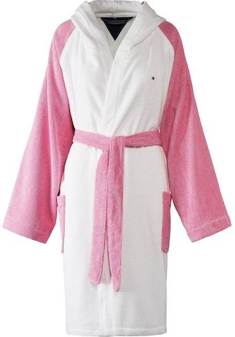 Damenbademantel »Sweater«, TOMMY HILFIGER kaufen