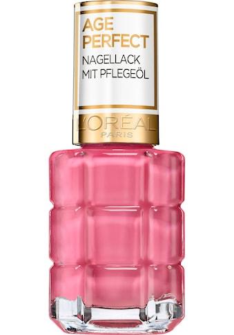 """L'ORÉAL PARIS Nagellack """"Age Perfect"""" kaufen"""