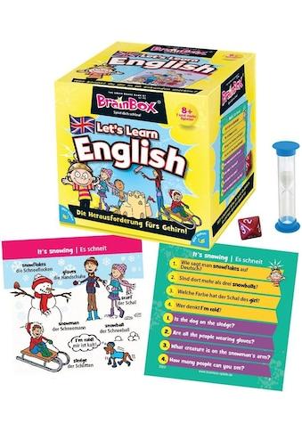 BrainBox Spiel »Let's Learn English« kaufen