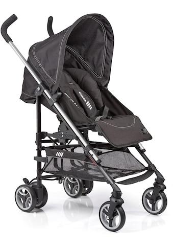 Gesslein Kinder-Buggy »S5 Reverse 2+4, Sport Black«, mit schwenkbaren Vorderrädern kaufen