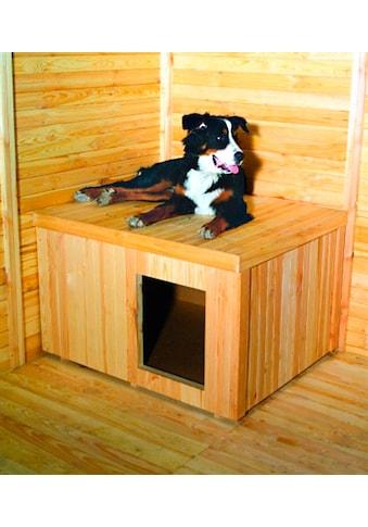 promadino Hundehütte, für Zwinger, BxTxH: 108x89x69 cm kaufen
