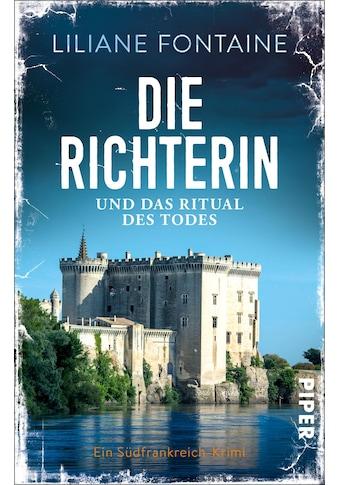 Buch »Die Richterin und das Ritual des Todes / Liliane Fontaine« kaufen