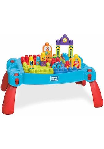 MEGA BLOKS Spieltisch »Mega Bloks Bau- und Spieltisch, 30 Teile« kaufen