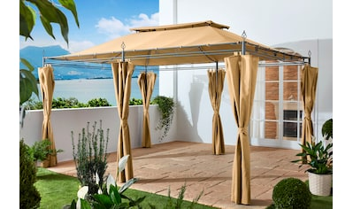 Grasekamp Pavillon »Inca«, BxT: 300x400 cm kaufen