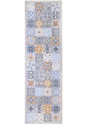 Primaflor-Ideen in Textil Küchenläufer »MOROCCAN TILES«, rechteckig, 6,5 mm Höhe,... kaufen