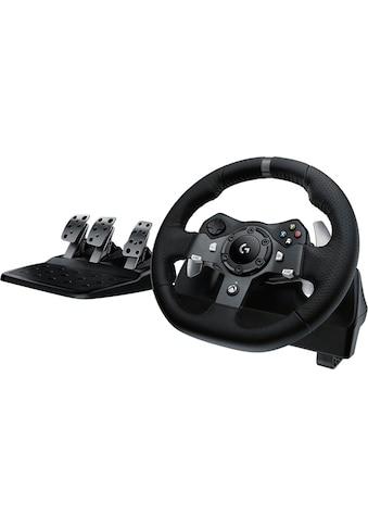 Logitech G Gaming-Lenkrad »G920 Driving Force Racing Wheel USB - EMEA« kaufen