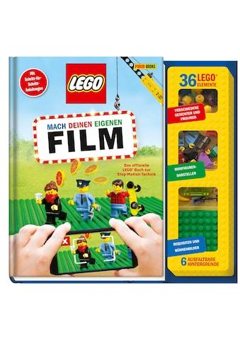 Buch »LEGO® Mach deinen eigenen Film: Das offizielle LEGO® Buch zur Stop-Motion-Technik / DIVERSE« kaufen