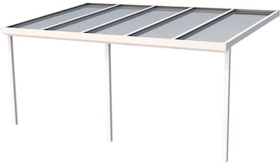 GUTTA Terrassendach »Premium«, BxT: 510x306 cm, Dach Acryl Klima blue kaufen