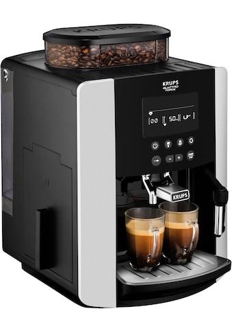 Krups Kaffeevollautomat EA8178 Arabica Display Quattro Force, 1,8l Tank, Kegelmahlwerk kaufen