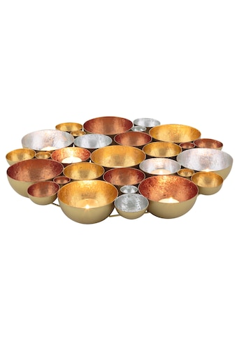 dio Only for You. Teelichthalter, aus Metall, Ø ca. 30 cm kaufen