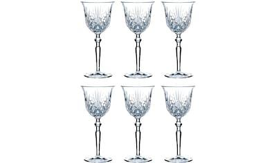 Guido Maria Kretschmer Home&Living Weißweinglas »Palais«, (Set, 6 tlg.), Guidos... kaufen
