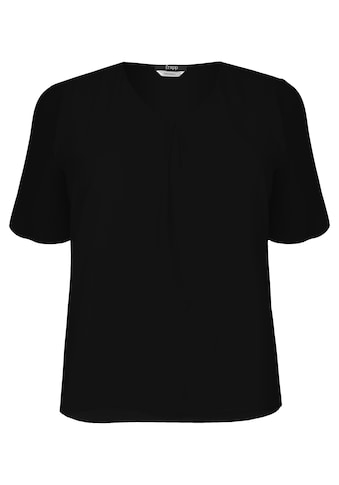 FRAPP Luftige Bluse in Lagenoptik kaufen