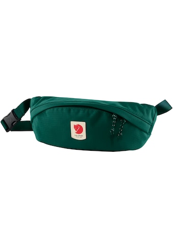 Fjällräven Gürteltasche »Ulvö  -  Hip Pack, peacock green« kaufen