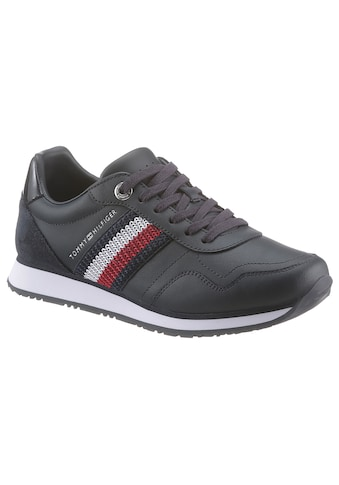 TOMMY HILFIGER Sneaker »TOMMY LEATHER LOW RUNNER« kaufen