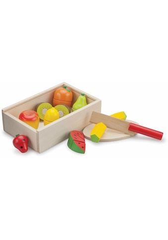 """New Classic Toys® Spiellebensmittel """"Schneideset Früchte"""", (11 - tlg.) kaufen"""