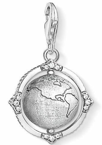 THOMAS SABO Charm - Einhänger »Vintage Weltkugel, 1676 - 643 - 14« kaufen