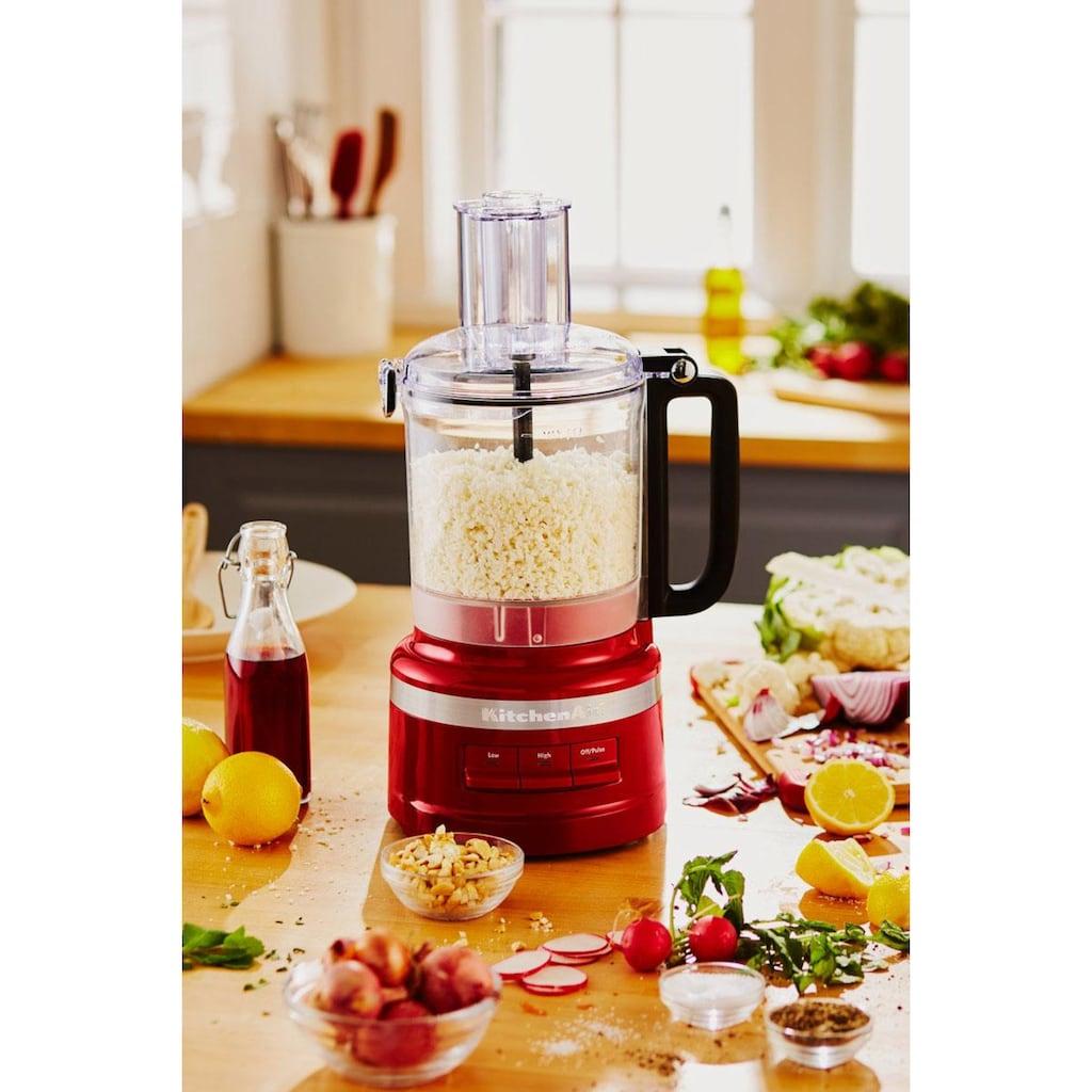 KitchenAid Zerkleinerer »2,1-l-Food Processor 5KFP0919EER«, 250 W