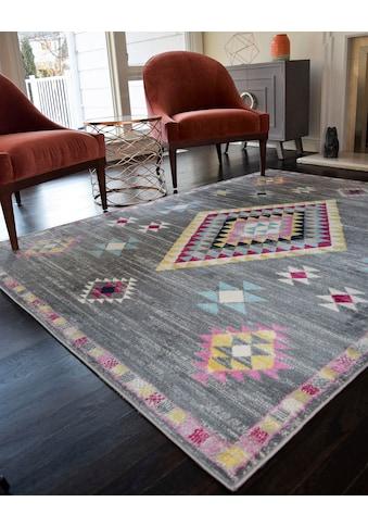 CosmoLiving by Cosmopolitan Teppich »Bodrum Sahara«, rechteckig, 8 mm Höhe, Wohnzimmer kaufen