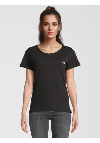 Cross Jeans® T-Shirt »55757«, Legeres Basic kaufen