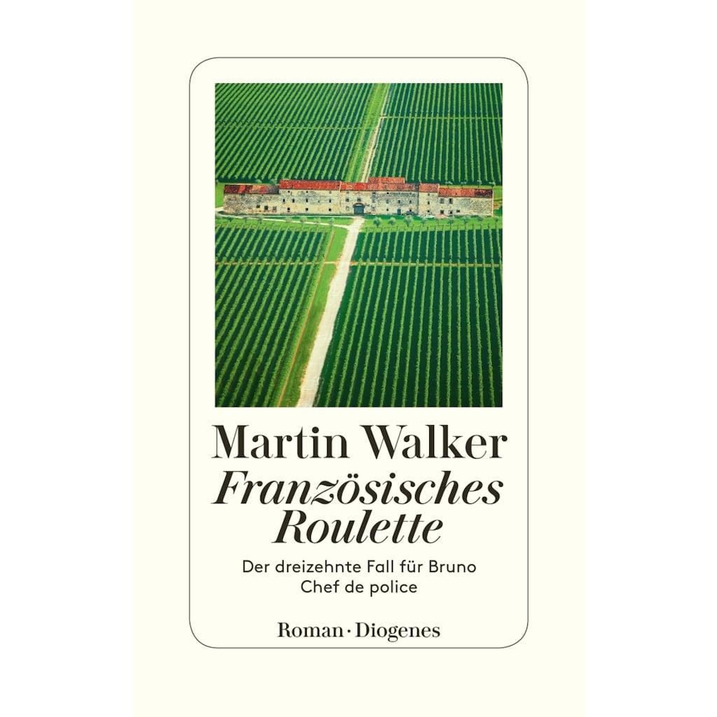 Buch »Französisches Roulette / Martin Walker, Michael Windgassen«