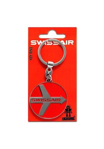 LOGOSHIRT Schlüsselanhänger mit Swissair-Logo kaufen