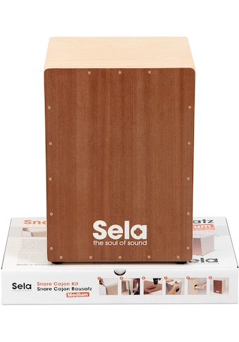 Sela Cajon »Sela Snare Cajon Bausatz, Medium«, ; Made in Germany kaufen
