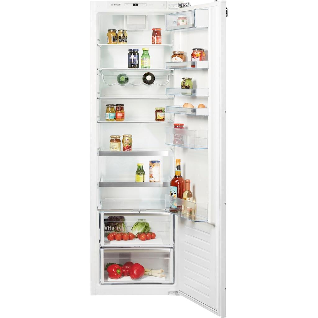 BOSCH Einbaukühlschrank »KIR81AFE0«, 6