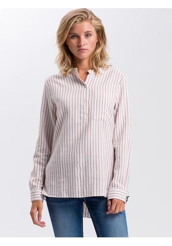 Cross Jeans® Schlupfbluse »75252«, Lockeres Streifendesign kaufen