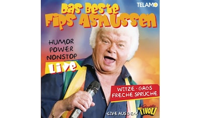 Musik-CD »Das Beste-Humor,Power Non-S / Asmussen,Fips« kaufen