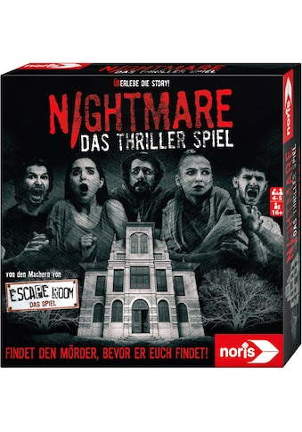 Noris Spiel »Nightmare«, ; Made in Germany kaufen