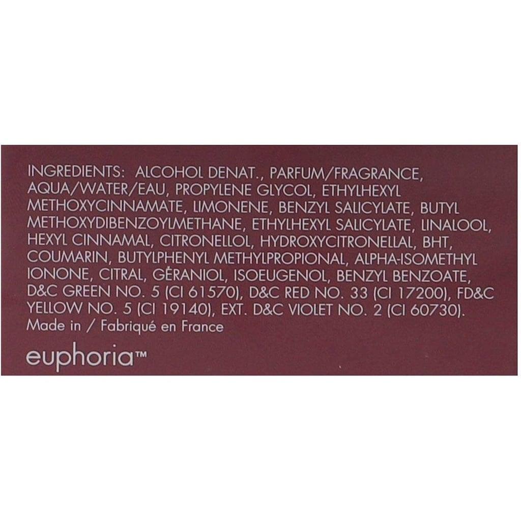 Calvin Klein Duft-Set »Euphoria«, (2 tlg.)