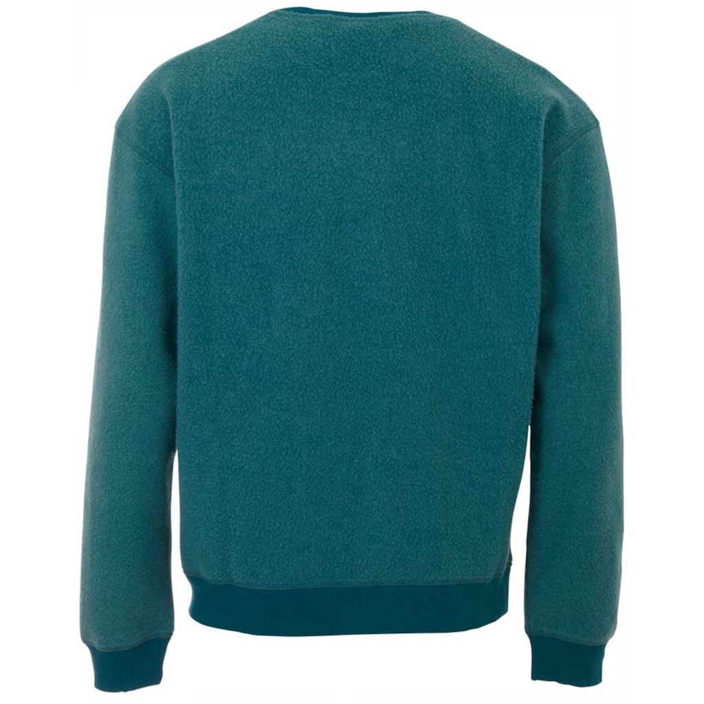 Kappa Sweatshirt »AUTHENTIC FIONN«, in aussen angerauter Sweatqualität