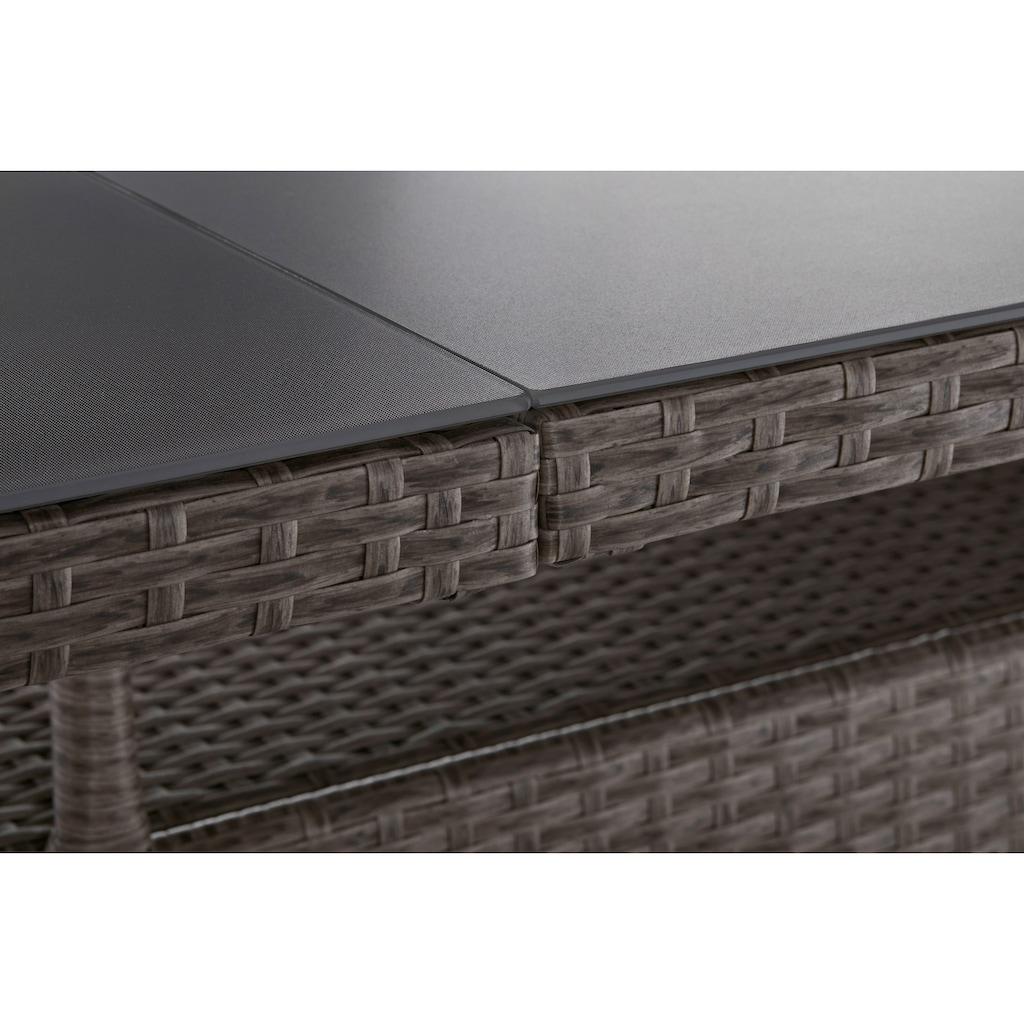 KONIFERA Gartenmöbelset »Mailand«
