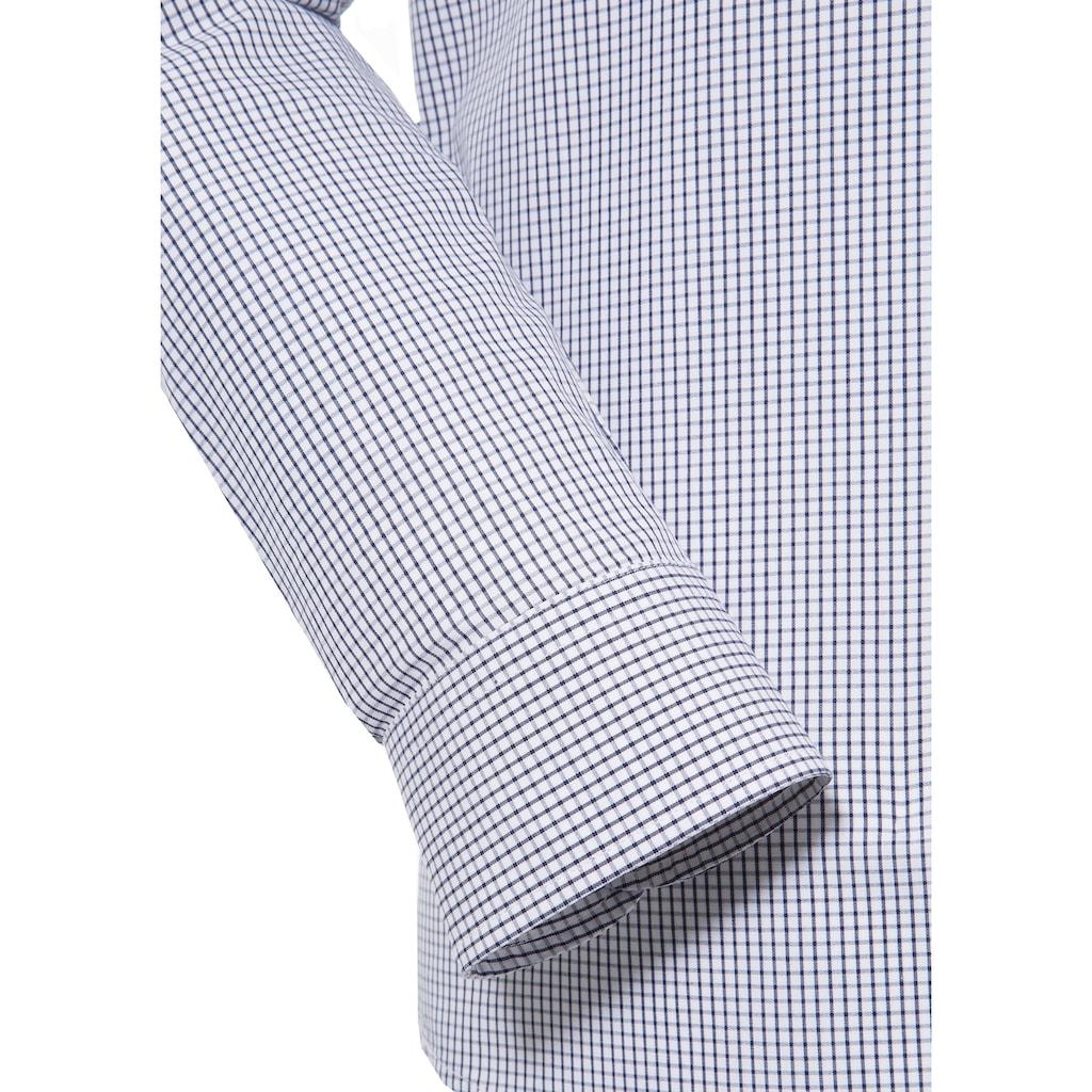 Almsach Trachtenhemd mit Hirschstickerei