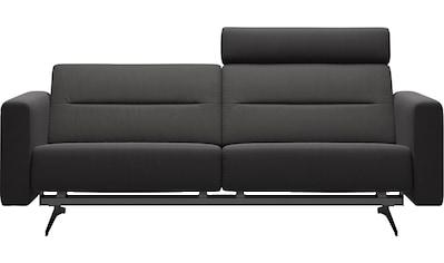 Stressless® 2,5-Sitzer »Stella«, mit Zwischennaht im Rücken, Armlehnen S2, Fuß Chrom,... kaufen