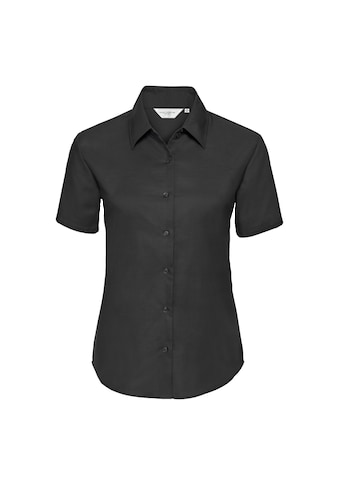Russell Kurzarmbluse »Collection Easy Care Oxford Bluse, Kurzarm« kaufen