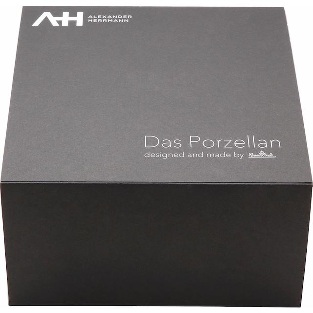"""Alexander Herrmann Kombiservice """"MIX"""" (10-tlg.), Porzellan"""