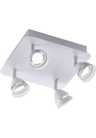 TRIO Leuchten LED Deckenleuchte »GEMINI«, LED-Board, Warmweiß-Neutralweiß, Mit WiZ-Technologie für eine moderne Smart Home Lösung kaufen