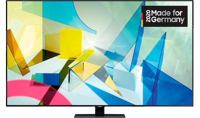 Samsung GQ49Q80T QLED - Fernseher (123 cm / (49 Zoll), 4K Ultra HD, Smart - TV kaufen