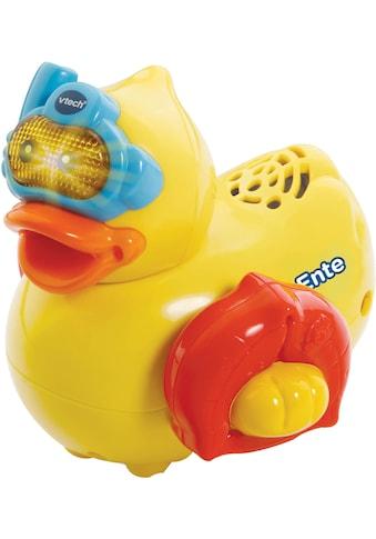 Vtech® Badespielzeug »Tut Tut Baby Badewelt Ente«, mit Licht und Sound kaufen