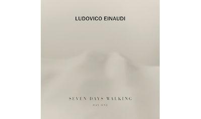 Vinyl »7 Days Walking (Day 1) / Einaudi,Ludovico« kaufen